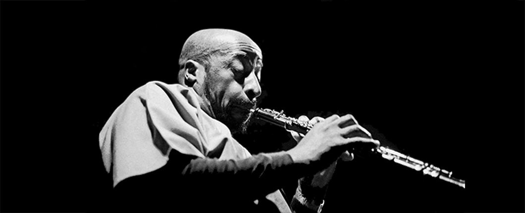Yusef Lateef on Oboe - Hamburg, 1971 (photo Heinrich Klaffs)