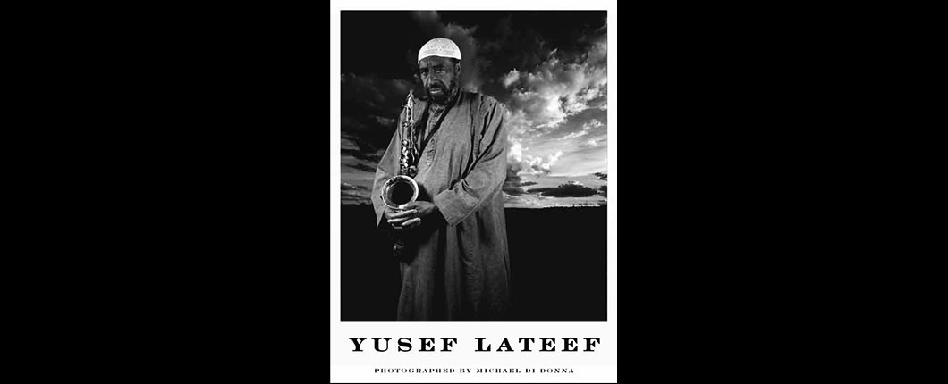 Yusef Lateef Art Poster