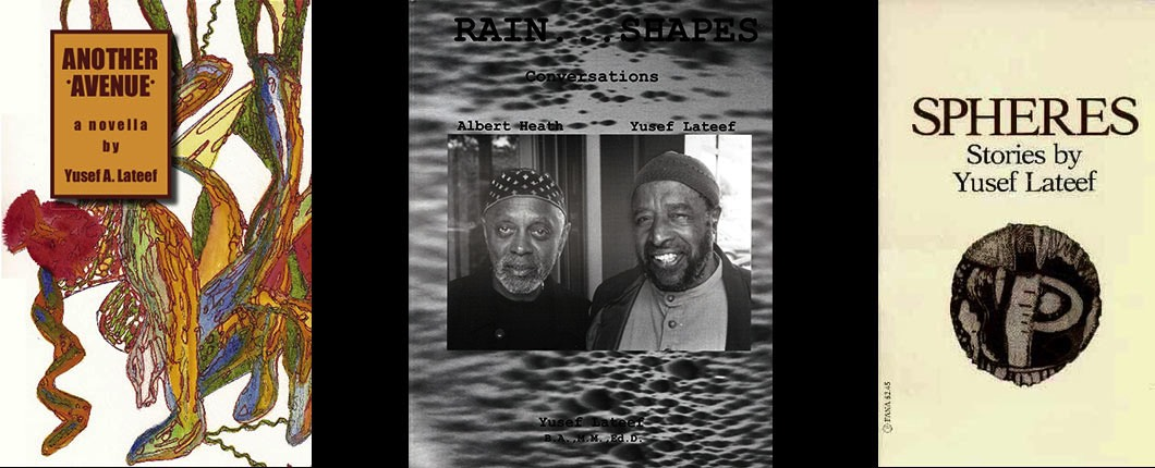 Books written by Yusef Lateef - FANA Publications