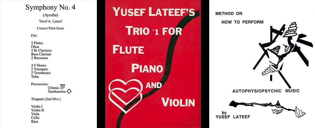 FANA MUSIC - Compositions of Yusef Lateef