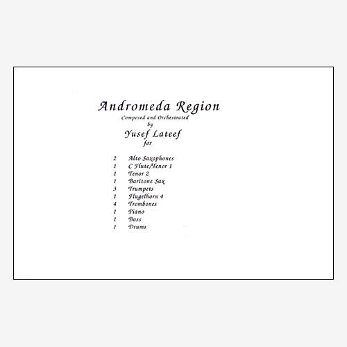 Andromeda Region