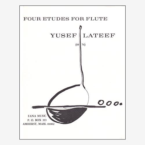 Four Etudes for Flute