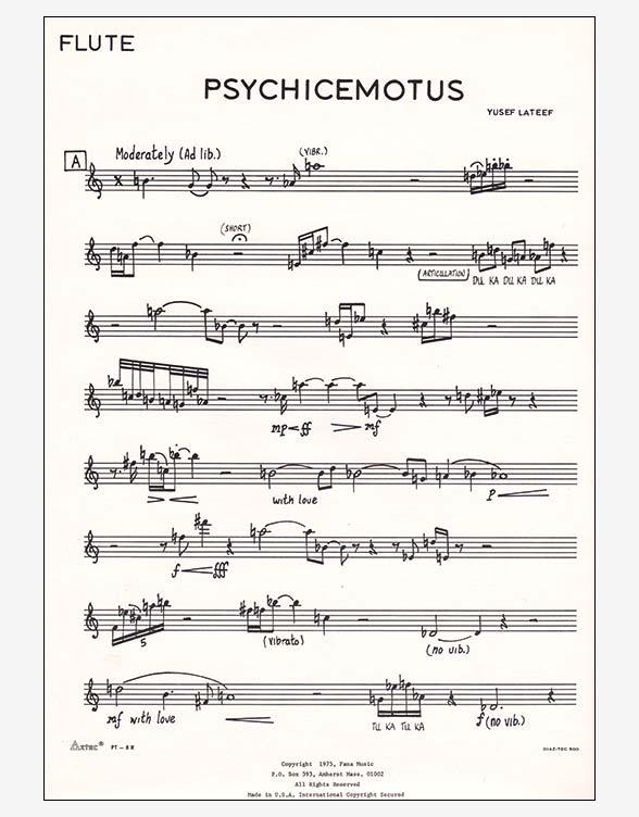 Psychicemotus