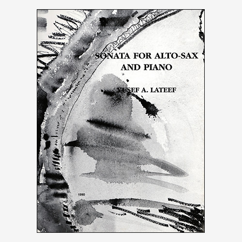 Sonata No. 1 for Alto Saxophone and Piano