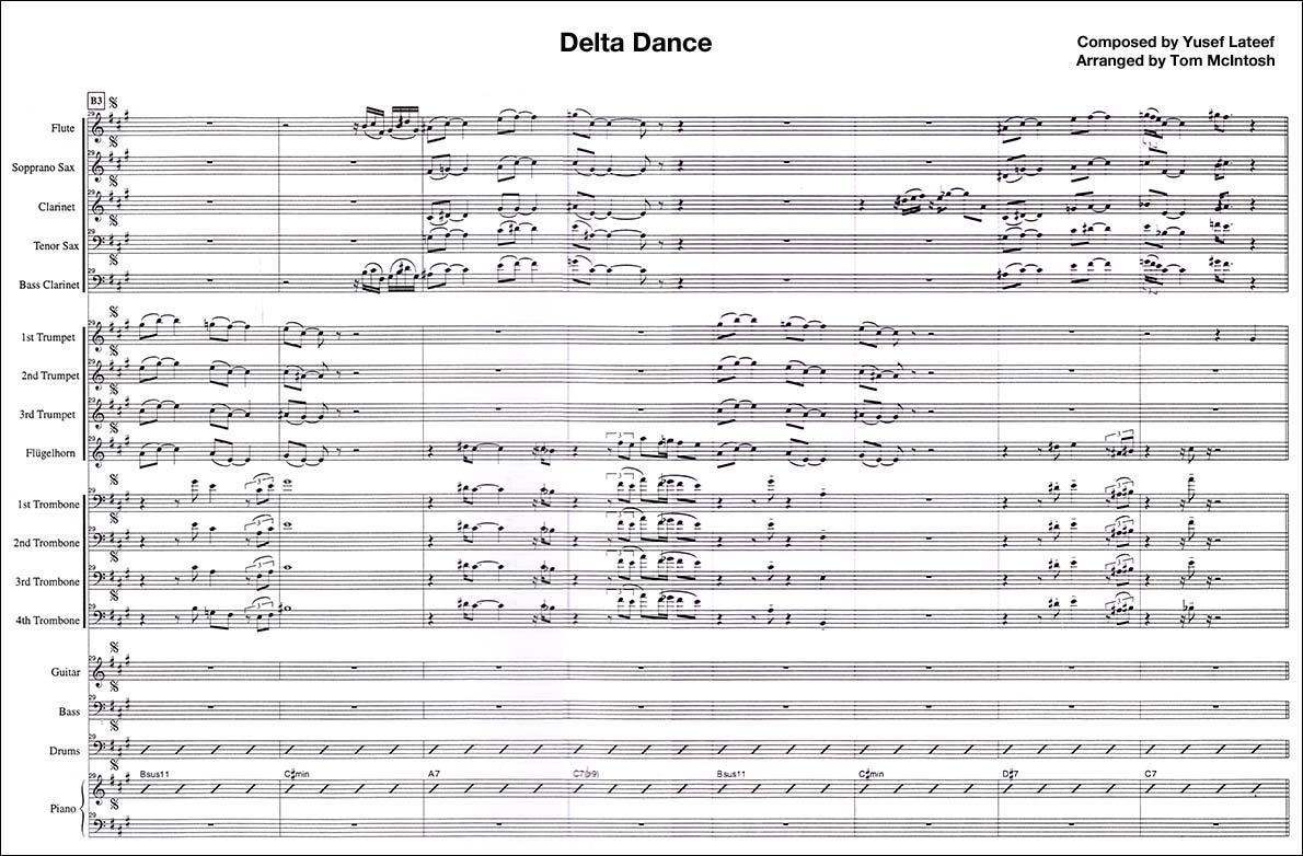 Delta Dance