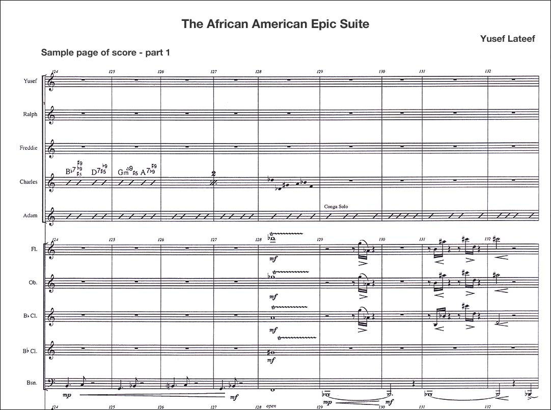 The African American Epic Suite