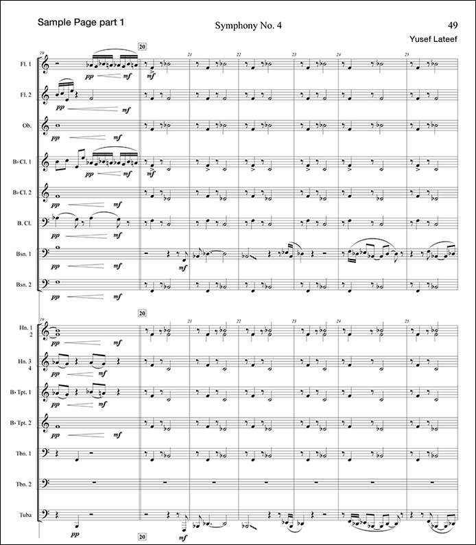Symphony No. 4 (\