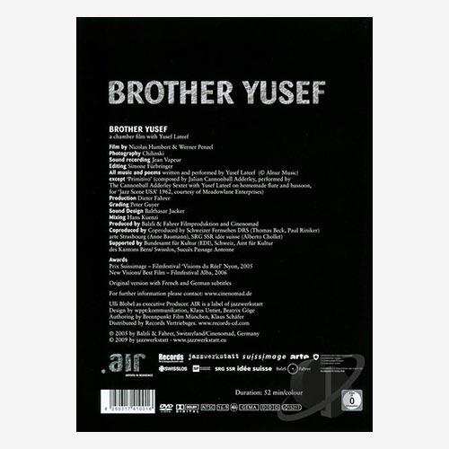 Brother Yusef DVD