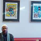 Yusef Lateef in Germany - 2012