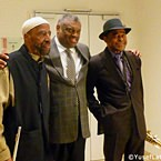 Yusef Lateef, Mulgrew Miller and Archie Shepp - 11.10.2012