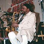 Yusef Lateef at the Jazz and Blues Festival - Sweden