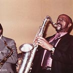 Yusef Lateef with ?