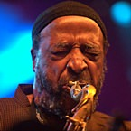 Yusef Lateef at the Detroit Jazz Festival - 2007 (photo - Tom Beetz)